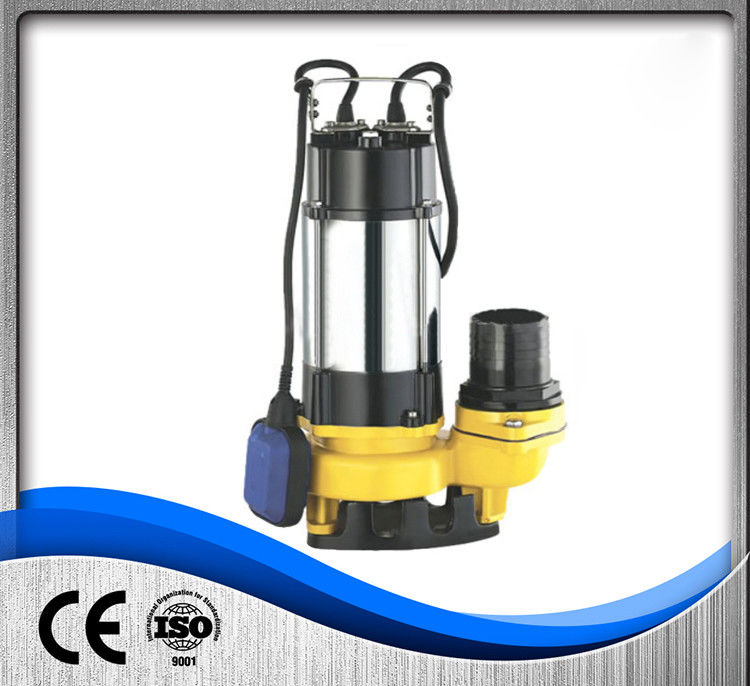220 V Electric Centrifugal Water Pump , Industrial Submersible Pump High Efficiency